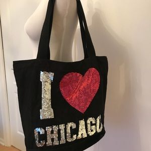 I love chicago, Designer Pink Victoria's Secrets